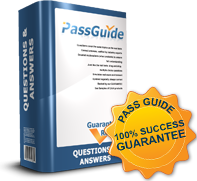 Passguide - 100% guarantee pass result!